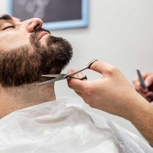 Barba modellata